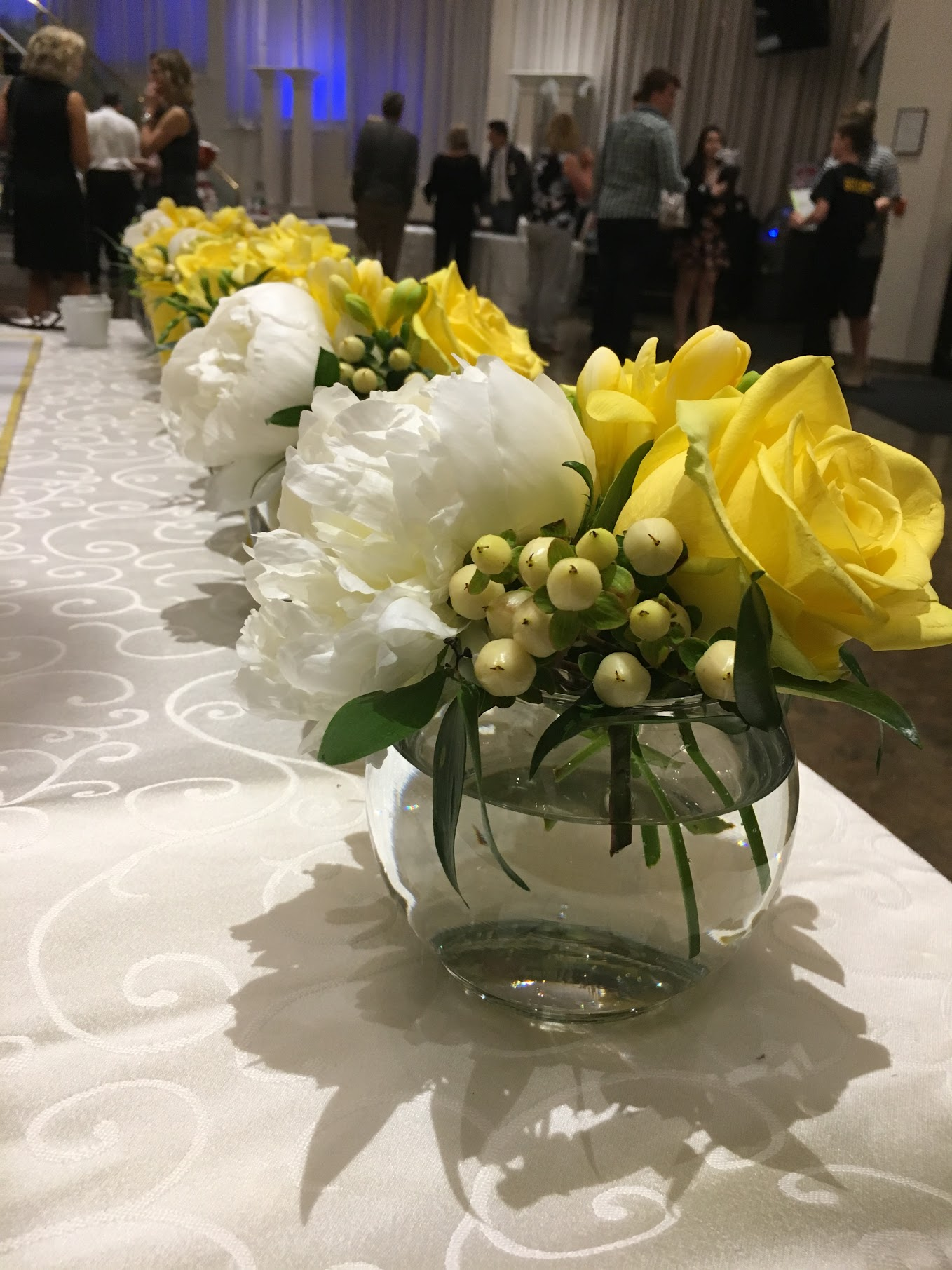 Ryans Fundraiser – Flowers from Curly Willow